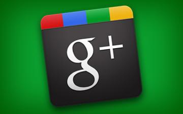 google-plus-green