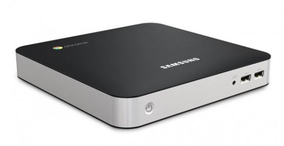Samsung Chromebook Serie 5 y Serie 550 Chromebox 3 encienden el sistema operativo