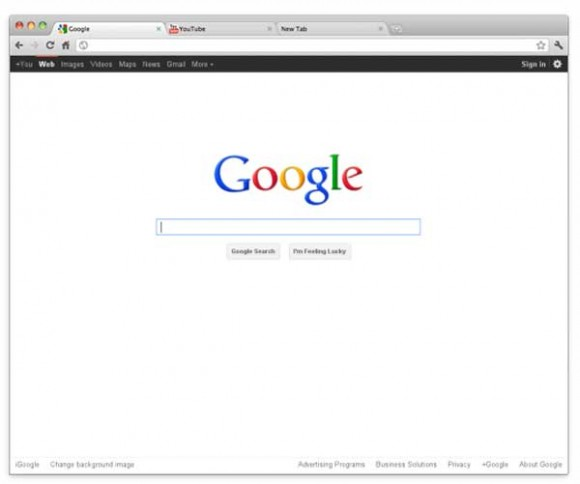 google+chrome-mac