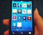 blackberry10 touch
