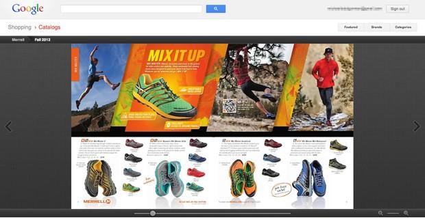 Google Catalogs se hace realidad en el explorador